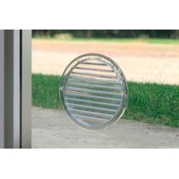 Grade adesiva transparente D10cm p/vidro