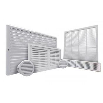 Grades de ventilação